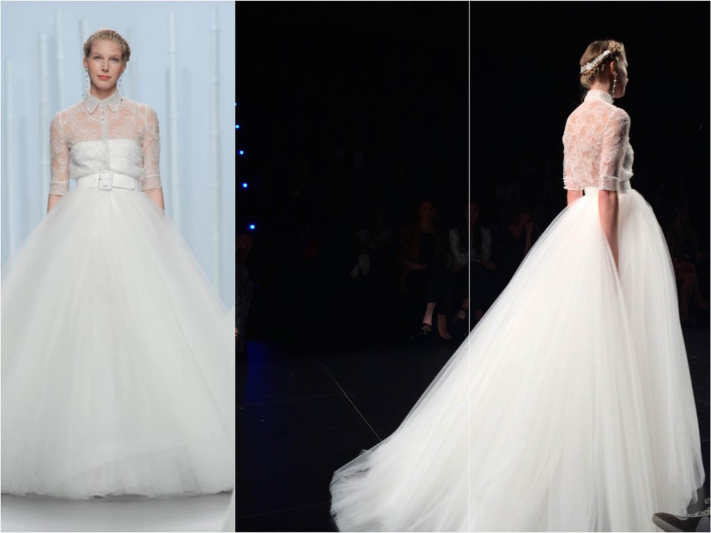 rosa clara coleccion 2016 bridal week