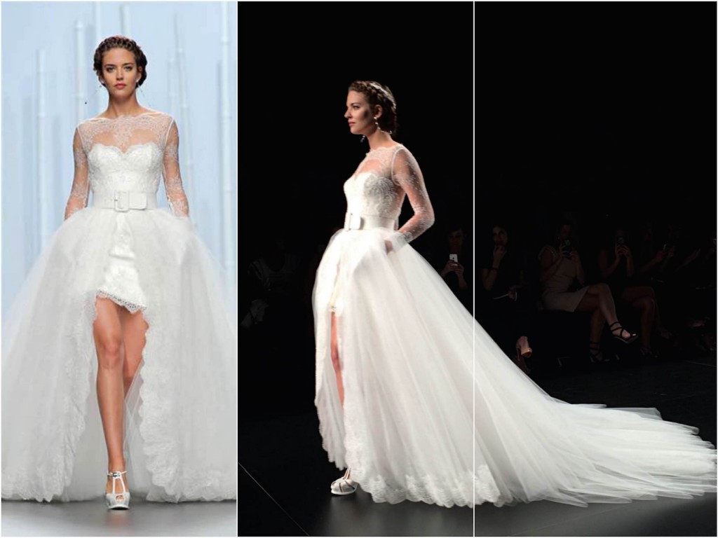 rosa clara coleccion 2016 bridal week 2